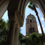 Amalfi - cloister