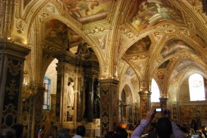 Amalfi - crypt