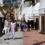 Capri - shopping