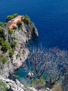 Capri - walking tour