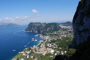 Capri walking tour