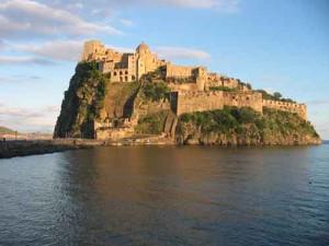 Ischia Castello Aragonese