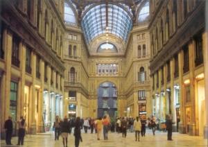 Naples Galleria Umberto