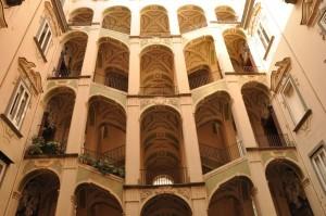 Naples Palazzo dello Spagnolo