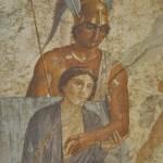 Naples - Fresco Archaeological Museum