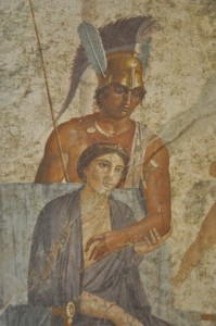Naples - Fresco Archaeological Museum