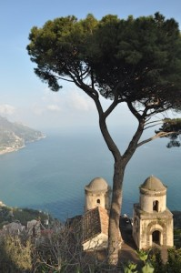 Ravello Coastal view