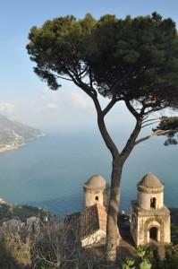 Ravello Coastal view