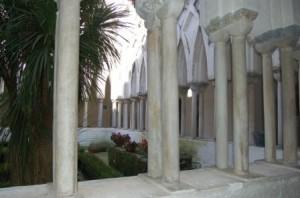 amalfi cloister