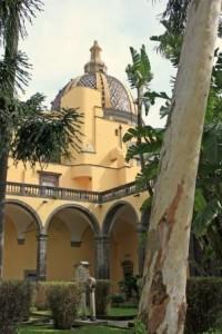 Naples - cloister