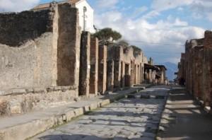 pompeii decumanus