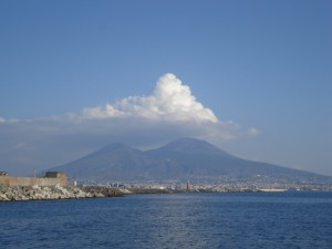 Vesuvius - Bay of Naples