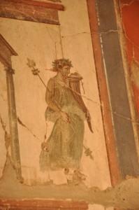 Herculaneum - fresco