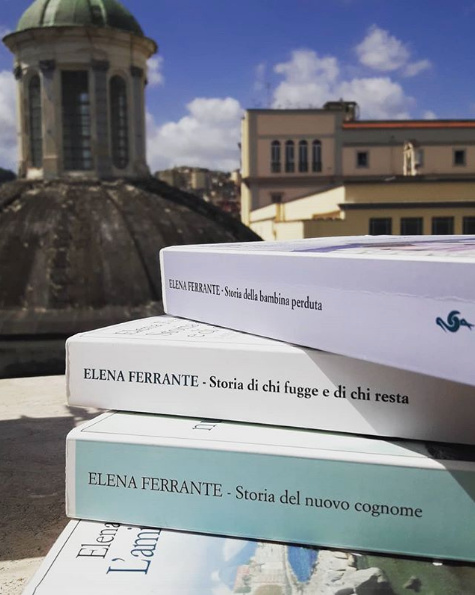 Explore the Naples of Elena Ferrante