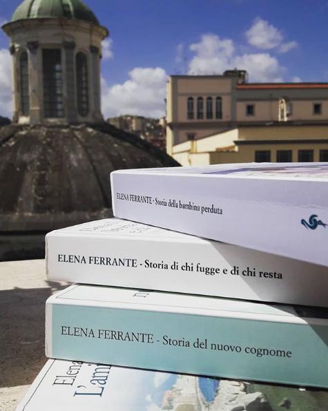 Explore the Naples of Elena Ferrante